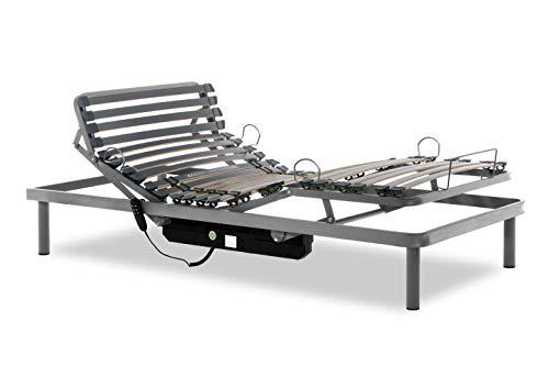 Gerialife® Cama Articulada Eléctrica Reforzada (90x190)