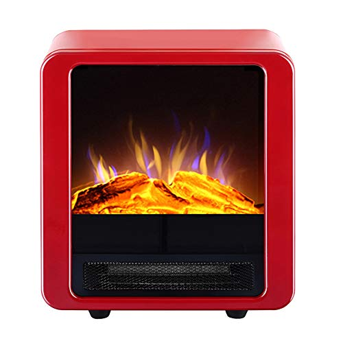 Elektrische open haard, 900/1800 W, met verwarming en effect, verwarming, warmte, verwarming, verwarming, verwarming, oververhittingsbeveiliging, simulatie van de vlam.