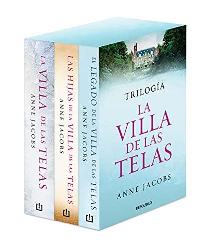 Trilogía: La villa de las telas - Edición pack