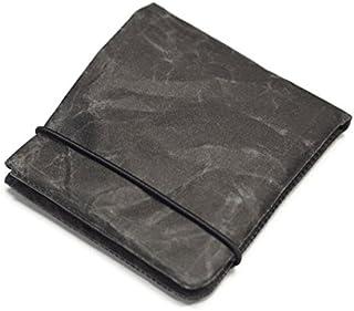 [シワ] 2つ折り財布 紙和