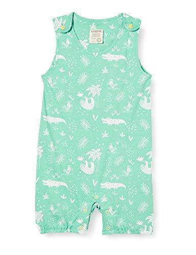 loud + proud Short Romper Allover Print Organic Cotton Polaina para Bebés