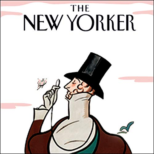 The New Yorker (April 17, 2006) audiobook cover art