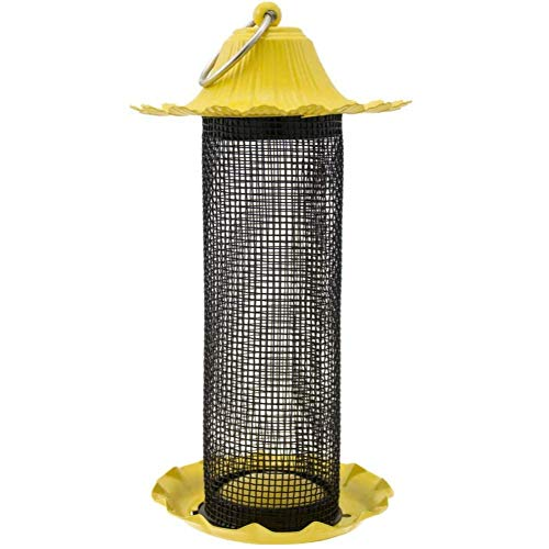 Stokes Select 38194 Bird Feeder, Yellow