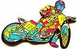 Speedway Spilla Speedway Lang Ferroviario Erba Bahn Motiv