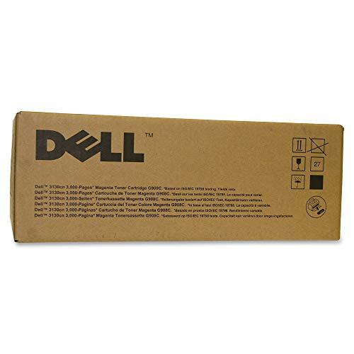 Original Dell 3130cn Standard Capacity Toner Kit, ca. 3.000 Seiten, yellow