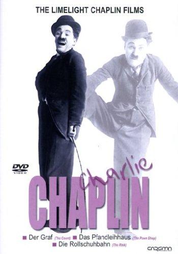 Charlie Chaplin Vol. 2 - Der Graf/Das Pfandleihhaus/Die Rollschuhbahn