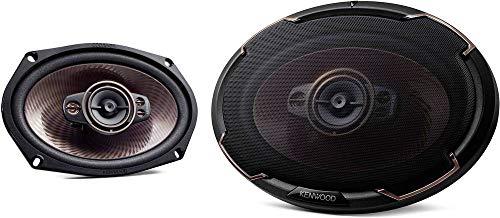 KENWOOD KFC-PS6996 Coaxial Speakers, 5-Way, 6x9, 650W