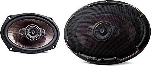 Kenwood Car Audio Kenwood Performance Series KFC-PS6996 700W 6' x 9' 5 Way Full Range Speakers