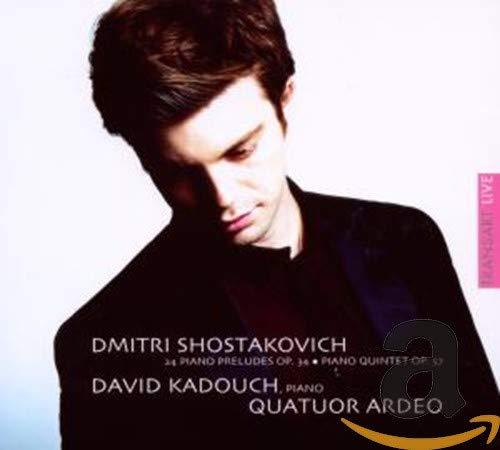 24 Preludes Op.34 - Quintet Pour Piano Op.57