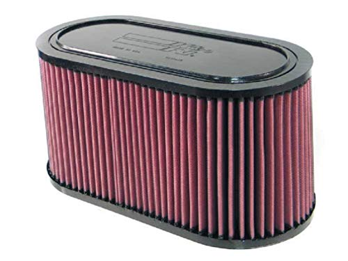 K&N Engine Air Filter: High Performance, Premium, Washable, Industrial Replacement Filter, Heavy Duty: E-3033
