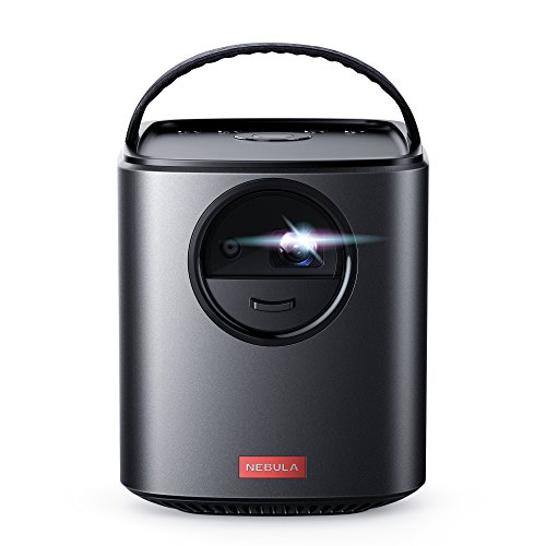 Nebula, by Anker, Mars II 300 ANSI Lumen Home Theater Portable Projector with 720p 30 to 150 Inch...