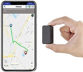 Hangang Mini GPS Tracker Portatile Anti Thief Mini in Tempo Reale Anti Loss Localizzatore GPS per Bambini Wallet Bags Docu...
