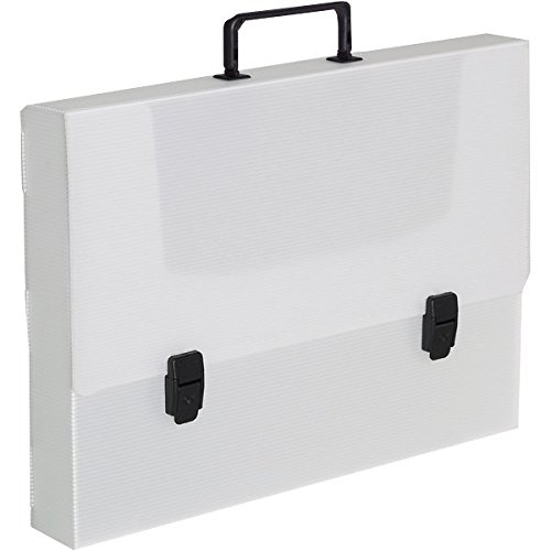 Dispaco Eco3T Valigette in Polionda, 53 x 73 x 4 cm, colori assortiti