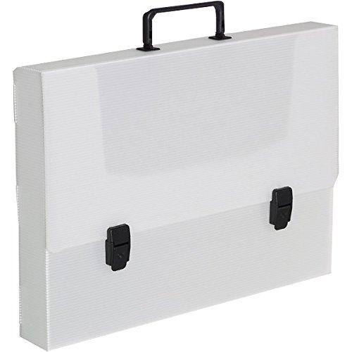 Dispaco 4030 Valigette in Polionda, 106 x 4.5 x 76 cm, 4.5 cm
