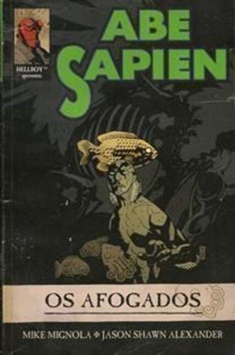 Abe Sapien. Os Afogados