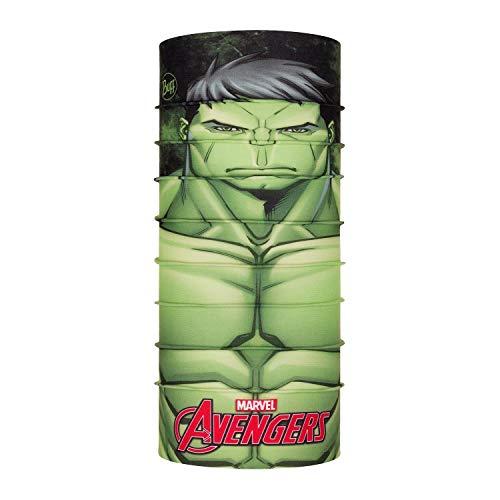 Buff Hulk Tour de Cou Original Super Heroes Jr Enfant Vert FR : Taille Unique (Taille Fabricant : Taille One sizeque)