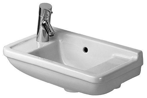 Duravit Starck 3 - Waschbecken 50 cm Starck 3 weiß