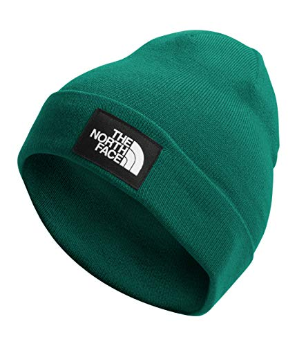 The North Face Dock Worker Recycled Beanie Basco, Sempreverde, Taglia Unica Unisex-Adulto
