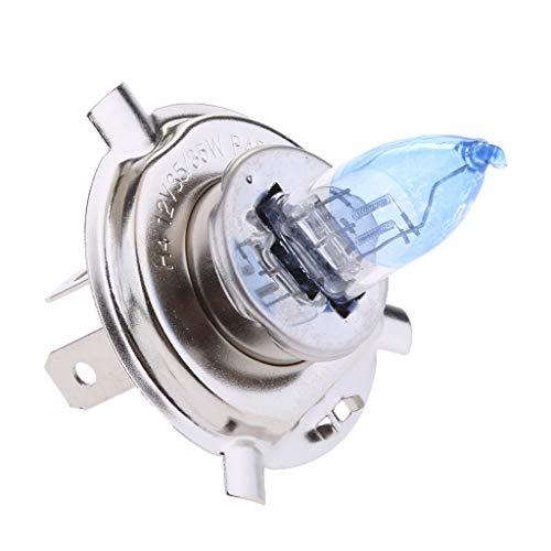 D DOLITY 35W 12V H4 Lampe Remplacement de Phare de Moto,ATV Résistant à Corrosion