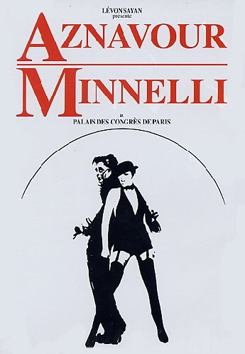 Aznavour, Charles - Aznavour Minnelli au Palais des Congrès [Reino Unido] [DVD]