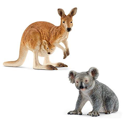 Schleich Wild Life Australien