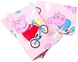 Completo Lenzuola Letto Singolo 1 Piazza Peppa Pig Traveller Teachfornigeria Org