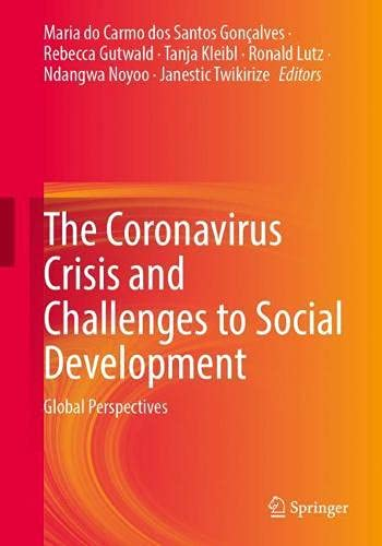 The Coronavirus Crisis and Challenges to Social Development: Global Perspectives