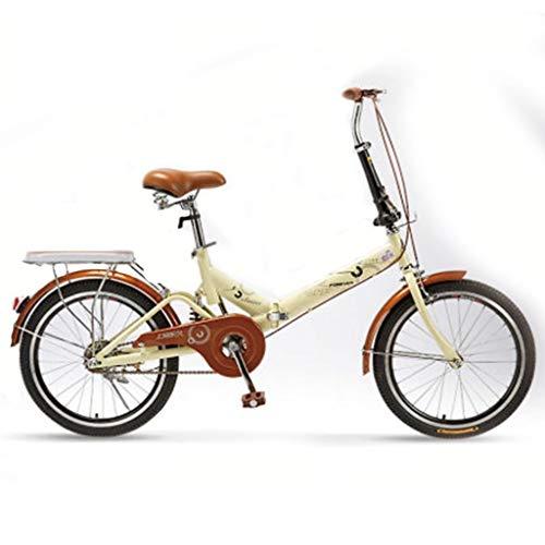 Vélos pliants Pliant Ultraléger Adulte Vélo...