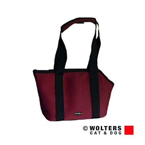 Wolters | Softbag Neoprene mocca | L 40 x B 23 X H 27,5 cm