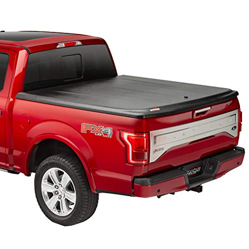 UNDERCOVER SE One-Piece Truck Bed Tonneau Cover | UC2206 | Fits 2021 Ford F-150...