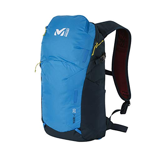 Millet Yari 20 Mochila de Marcha, Unisex-Adult, Electric Blue/Orion Blue, U