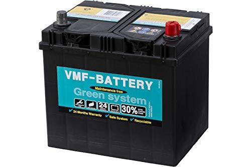VMF | Calcium accu 12V 60Ah 56068