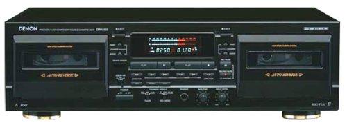 Sound Around Pyle Home Digital Tuner Dual Cassette DeckMedia Player Music