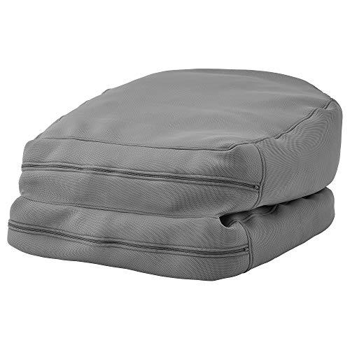 IKEA Sitzsack BUSSAN IN/OUTDOOR 67 cm grau