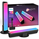 Govee Smart LED Light Bars, Smart Ambiance Backlights with Camera, Music Sync Kit Works with Alexa & Google Assistant, 12 Preset Modes LED Play Light Bar for 27-45 inch Gaming, PC, TV, Room Decoration