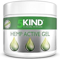 Gel de Cáñamo con aceites de cannabis para aliviar el dolor muscular 500ml