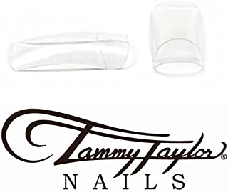 Tammy Taylor Nail Tips - Totally Clear - 100pk