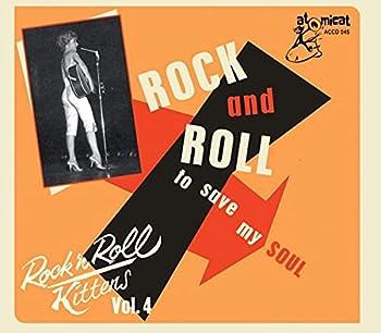 Rock N Roll Kittens Vol.4-Rock & Roll to Save