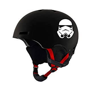 """Bargain Max Decals - Stormtrooper Imperial - Star Wars - Sticker Decal Notebook Car Laptop 6"""" (White)"""