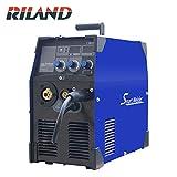 RILAND Smart Welder MIG250GW 380V 3P MIG Welding Machine IGBT Inverter Welder MMA MIG Electric Welding 180A 250A