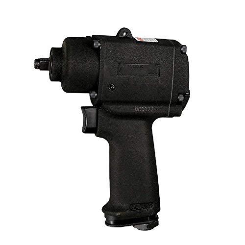 HYY-YY Practica portátil neumático neumático 1/2 '' Llave de impacto, herramientas llave pequeña del viento Mano a mano grado industrial Industrial Tool