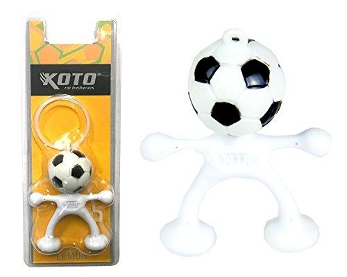Best Price Koto Goal Air Freshener (Lemon) 3 Pack