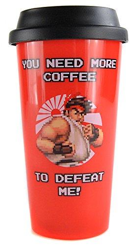 Mug de voyage Ryu Street Fighter Capcom 450 ml