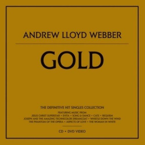 Andrew lloyd Webber - Gold