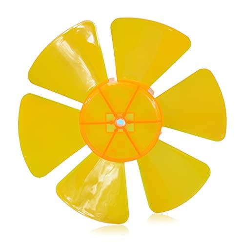 SHENG Shengyuan 1 unids Big Wind 10 '250 mm plástico ventilador hoja piezas