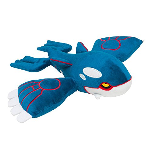 Pokemon Center XY 11' Kyogre Stuffed Plush Doll