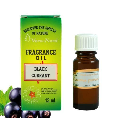 Ätherische Öle Bio 100% Naturrein, Reines, über 200 Düfte, Aromatherapie, Duftöl, Aroma Öl, Essential Oil für Duftkamine, Duftlampen und Diffuser Luftbefeuchter (Schwarze Johannisbeere)