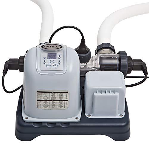 Intex 28670 - Clorador salino ECO 12 gramos/hora - capacidad máxima 56.800 litros