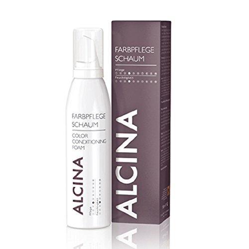 Alcina Farbpflege-Schaum 150 ml Pflegeschaum für coloriertes Haar