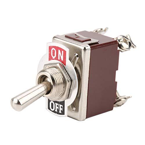 Interruptor de palanca de 2 posiciones, interruptor de palanca de alta precisión, para secado y envejecimiento